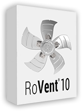 About RoVent, a Rosenberg's Fan Selection Software