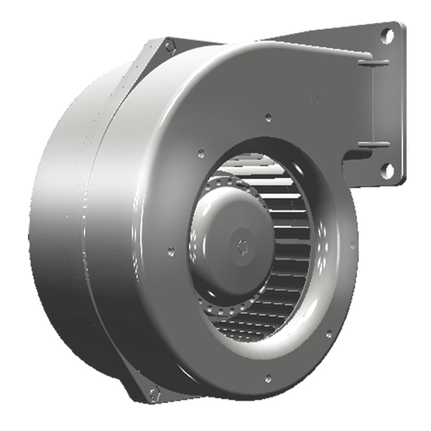 ECOFIT Centrifugal Blowers AC Single Inlet | Rosenberg